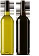 Umbria Wine Tours - vini bianco rosso